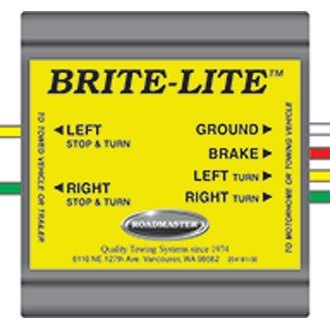 Roadmaster® - 3 to 2 Brite-Lite Taillight Converter