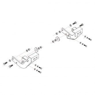 Mitsubishi Mighty Max Tow Bars | Mounts, Base Plates, Tow