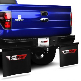 "Roadmaster® - Roadwing Removable Mud Flap System for 2""Hitch Receiver"