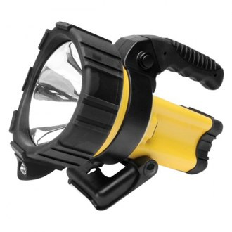 RoadPro® - Cordless Rechargeable Yellow Spotlight