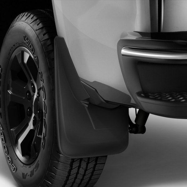 RoadSport® - Pro-Fit™ Molded Rubber Splash Guards
