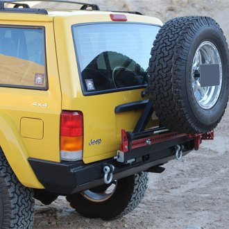 Rock Hard 4x4® - Patriot Series Full Width Rear HD Bumper