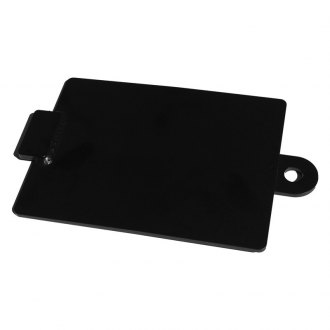 Rock Hard 4x4® - Replacement Steel Oil Pan / Transmission Skid Plate, Oil Change Access Door