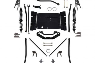 Rock Krawler® - X Factor Coil Over Stretch Lift Kit