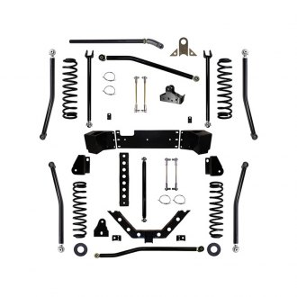 Rock Krawler® - Triple Threat Long Arm Lift Kit