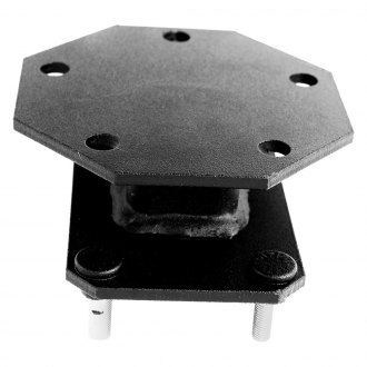 Rock Slide Engineering® - Black Tire Relocation Bracket
