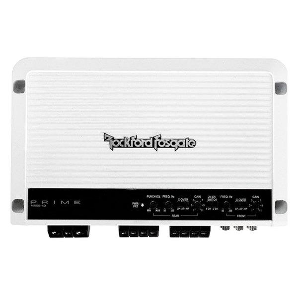 Amplifier Repair  Rockford Fosgate Amplifier Repair