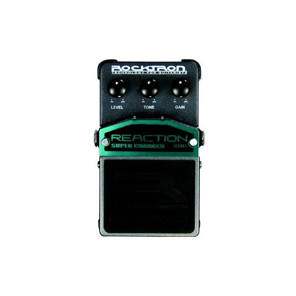 Rocktron® - StompBox Reaction Super Charger