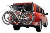 Rola® - NV2™ Hitch Mounted Bike Carrier for 2 Bikes
