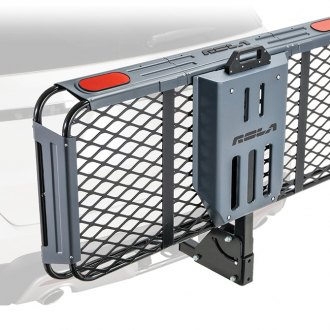 "Rola® - Dart™ Folding Hitch Cargo Carrier for 2"" Receivers"