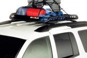 "Rola® - 48""x37-1/2""x4"" Roof Top Vortex Cargo Basket"