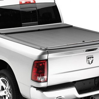 Image may not reflect your exact vehicle! ROLL-N-LOCK� - M-Series� Retractable Tonneau Cover, Closed