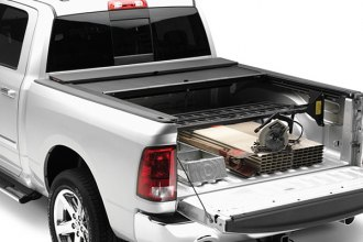 Image may not reflect your exact vehicle! ROLL-N-LOCK� - M-Series� Retractable Tonneau Cover with Cargo Manager�