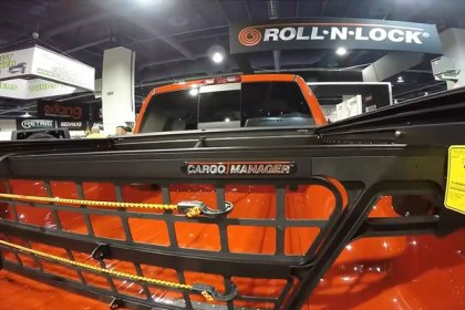 Roll-N-Lock® Retractable Tonneau Covers At Sema 2014 (HD)