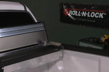 Roll-N-Lock® M-Series™ Tonneau Cover Installation Video
