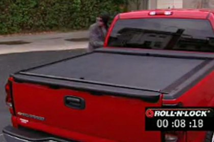 Roll-N-Lock® Trying to Break Tonneau Cover