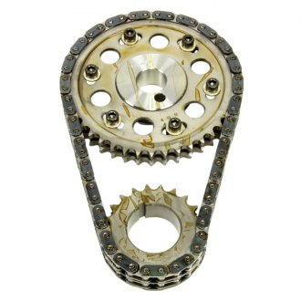 Rollmaster® - Gold Series Double Roller Adjustable Timing Set with Nitrided Sprocket and Torrington Bearing