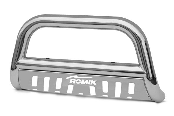 "ROMIK� - 3"" Stainless Steel Bull Bar"