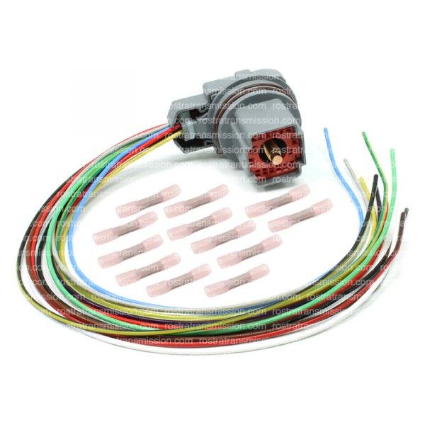 Rostra Powertrain® - Ford Explorer 2006 Automatic Transmission Wiring  HarnessCARiD.com