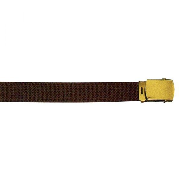 rothco 174 brown web belt