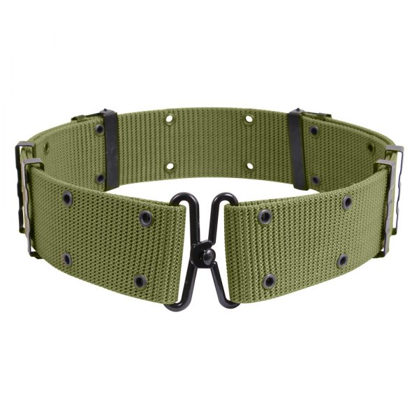 Rothco® - Olive Drab GI Style Pistol Belt With Metal Buckles, M