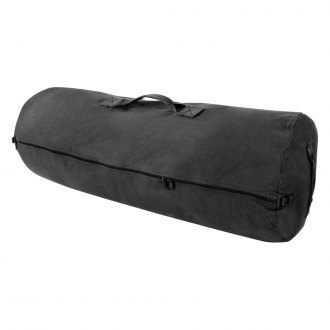 Rothco® - Canvas Duffle Bag with Side Zipper