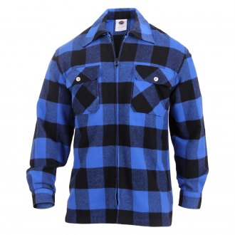 Rothco® - Concealed Carry Flannel Shirt
