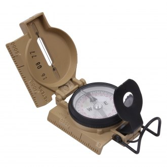 Rothco® - Cammenga G.I. Military Phosphorescent Lensatic Compass