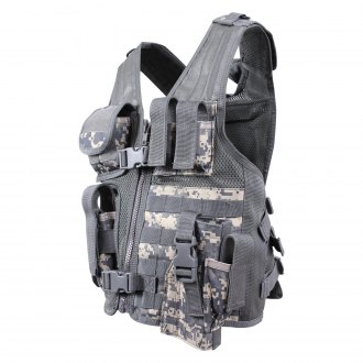 Rothco® - Kid's Tactical Cross Draw Vest