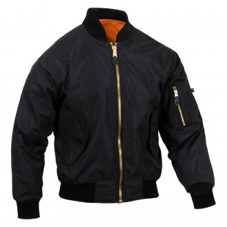 Rothco® - Lightweight MA-1 Flight Jacket