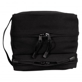 Rothco® - Canvas Dual Compartment Travel Kit