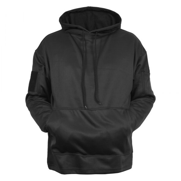 Rothco® - Black Concealed Carry Hoodie, S