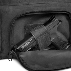 Rothco® - Black Concealed Carry Bag