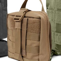 Rothco® - Coyote Brown Tactical Breakaway Pouch