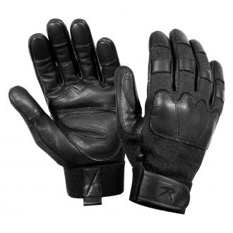 Rothco® - Black Fire and Cut Resistant Tactical Gloves