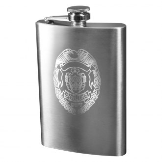 Rothco® - Engraved Stainless Steel Flasks