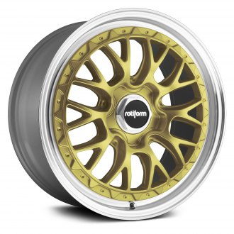 ROTIFORM® - LSR 2PC Custom Finish