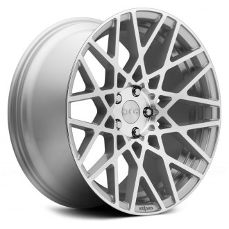 ROTIFORM® - BLQ Silver with Machined Face