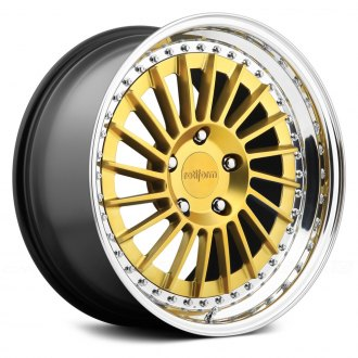 ROTIFORM® - IND-T 3PC Any Single Generic Color with Polished Lip