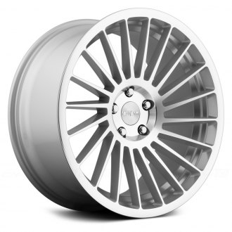 ROTIFORM® - IND-T Silver with Machined Face