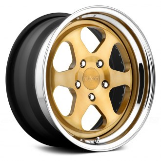 ROTIFORM® - MHG 3PC Any Single Generic Color with Polished Lip