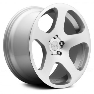 ROTIFORM® - NUE Silver with Machined Face