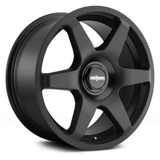 ROTIFORM® - SIX Matte Black