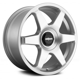 ROTIFORM® - SIX Silver