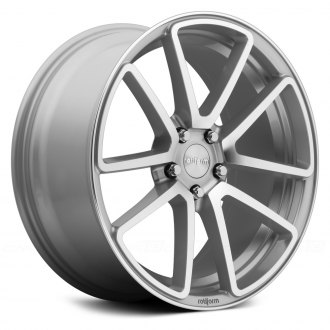 ROTIFORM® - SPF Silver with Machined Face