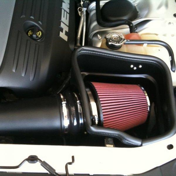 Chrysler 300C Base 2007 Plastic Black Cold Air