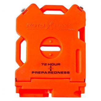 Rotopax® - 72 Hour Preparedness and 2 Gallon Water Pack