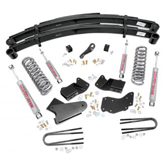 Rough Country® - Front and Rear Suspension Lift Kit