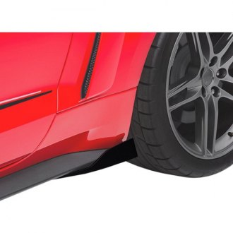 ROUSH Performance® - Molded Black Side Rocker Winglets
