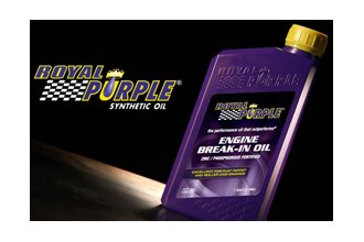 Royal Purple® - Break-in Oil